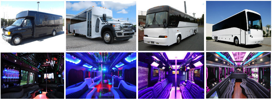 Party Buses In Raleigh NC