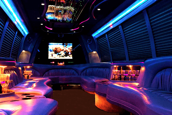 Raleigh 18 Passenger Party Bus