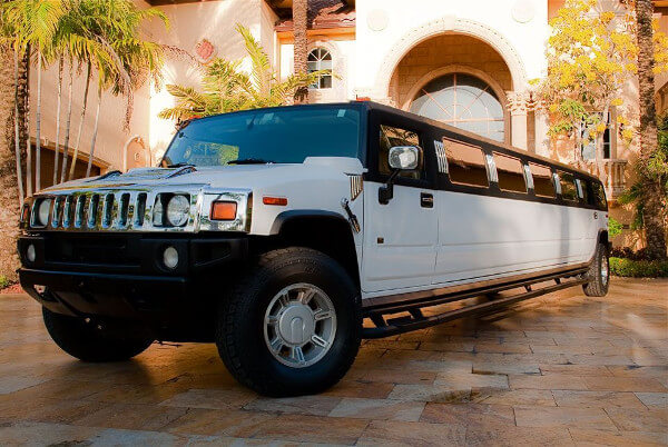 Raleigh Hummer Limousines Rental