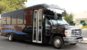Raleigh Party Bus Rental Service